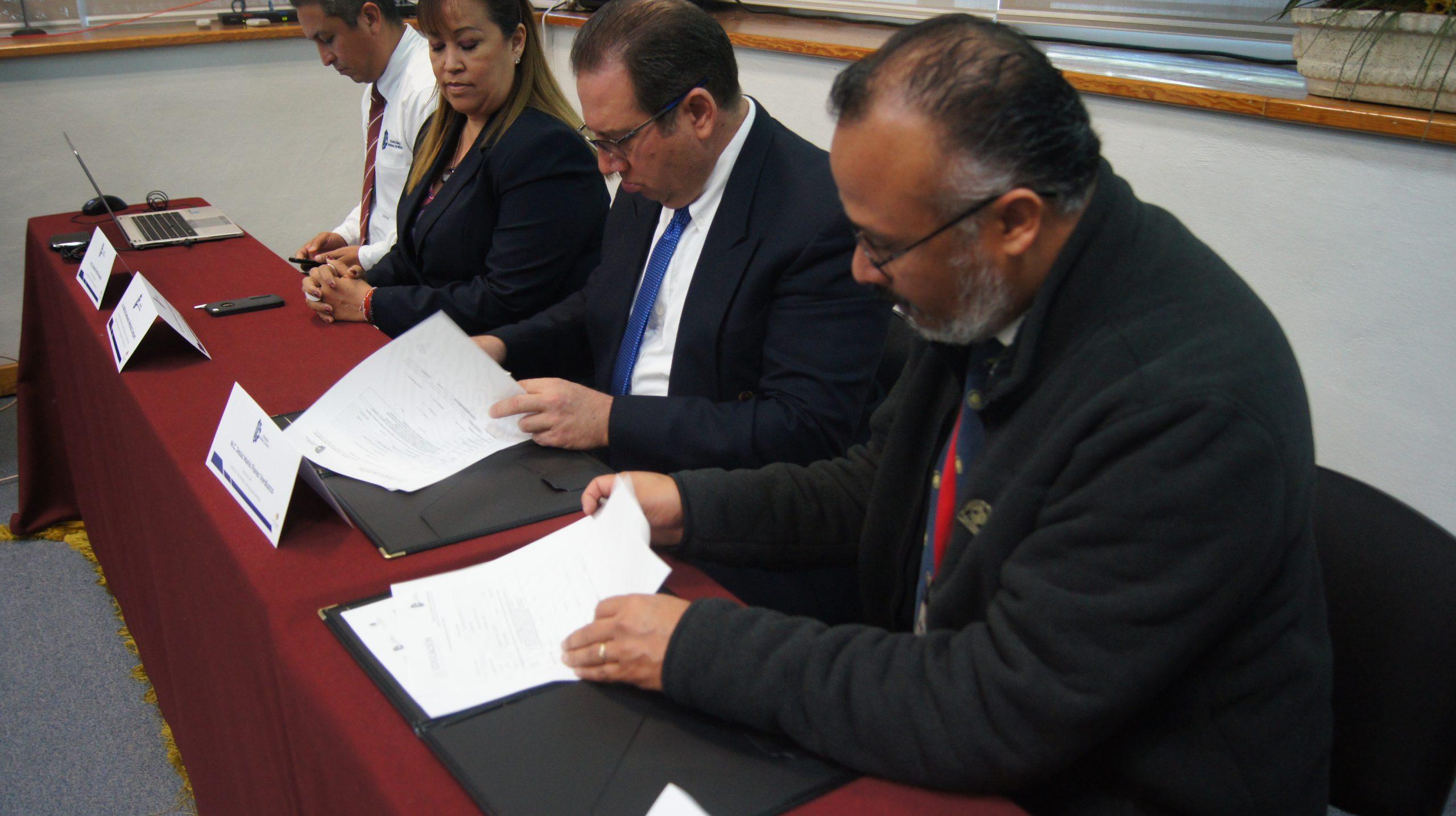 FIRMA DE CONVENIO DEL INSTITUTO TECNOLÓGICO DE AGUASCALIENTES PERTENICIENTE AL TECNOLÓGICO NACIONAL DE MÉXICO Y ACE AERO GROUP