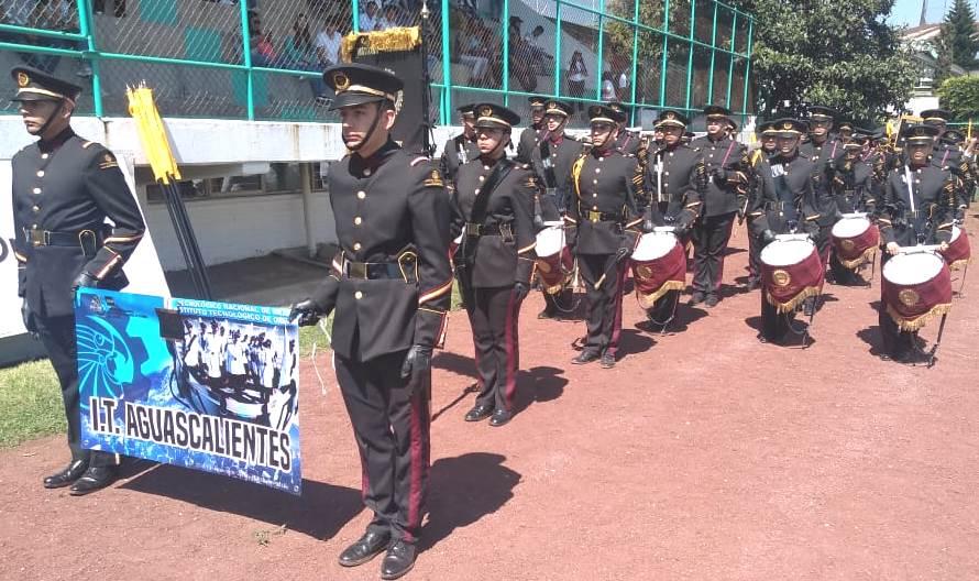 XXVI Encuentro Nacional de Escoltas y Bandas de Guerra del TecNM