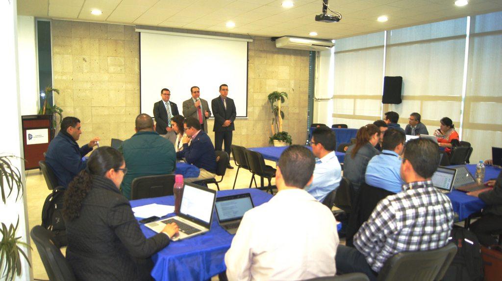 Inician los trabajos de acreditación internacional ABETde las carreras de Ingeniería en Gestión Empresarial e Ingeniería Química del Tecnológico Nacional de México campus Aguascalientes
